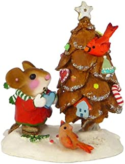 product image for Wee Forest Folk The Littlest Pine Cone Tree TM-6 Christmas