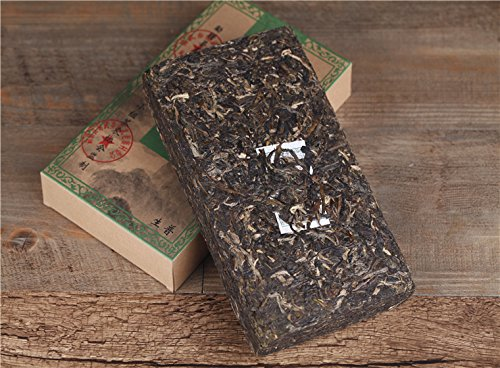 Aseus Pu'er Tea tea tea tea trees 2012 easy old Wu village health tea 1000 grams gift box by Aseus-Ltd