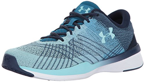 Navy Scarpe Da Delle Spingere Under Midnight Armour Bayou Aw17 Threadbourne Blu Ginnastica Donne Tr qq6pa