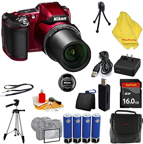 D750 D7200 D7100 MegaAccessory Sling DSLR Camera Case Bag for Nikon D5500 D610 and D810 DSLR Cameras D7000