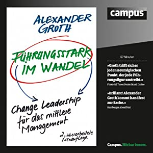 Führungsstark im Wandel Hörbuch