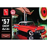 AMT 988/12 1/25 Cindy Lewis 1957 Chevy Bel Air w/Diorama Color by AMT