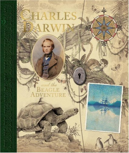 Charles Darwin and the Beagle Adventure (Historical Notebooks) by Templar