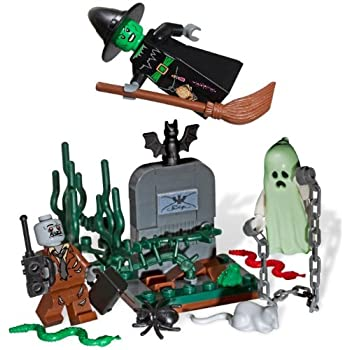 Amazon.com: Lego Halloween Accessory Set: Toys & Games