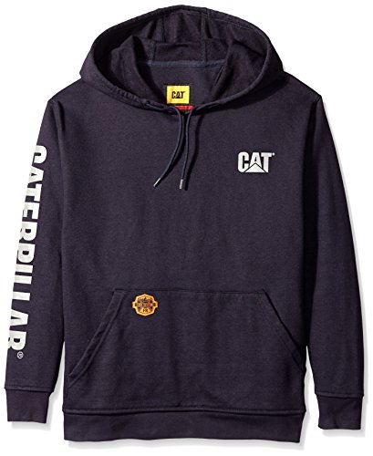 Caterpillar Flame Resistant 14.5 oz  Banner Hooded Sweats...