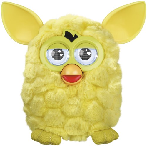 Furby Vitamin Yellow