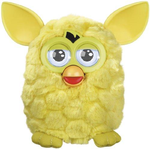 Furby Vitamin Yellow