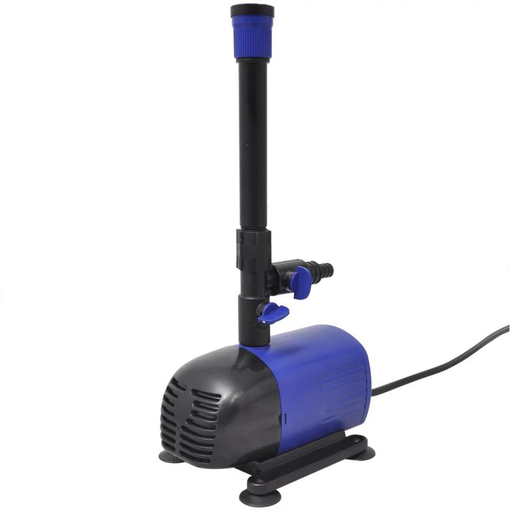 vidaXL Pompa per Fontana 50 W 2000 L/h