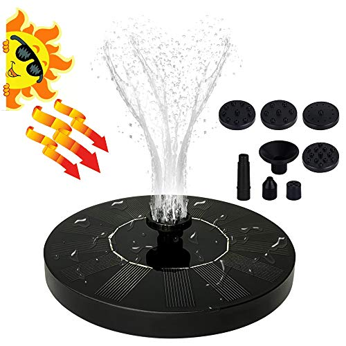 Jsdoin Solar Fountain Pump