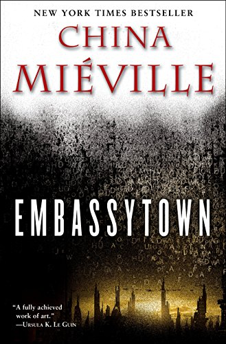 Embassytown [China Mieville] (Tapa Blanda)