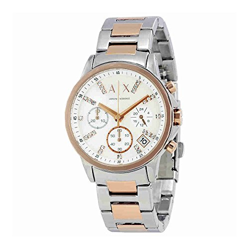Armani Exchange Women's AX4331 Two Tone Watch -
