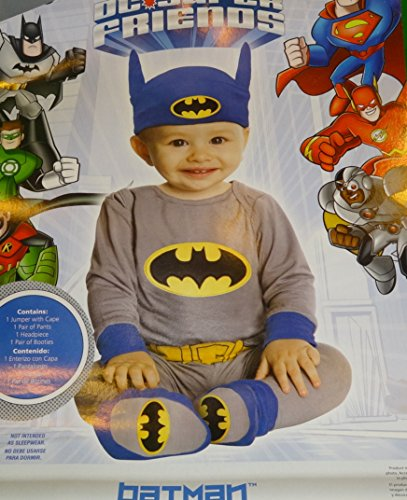 Rubies & Co Batman Infant Halloween Costume