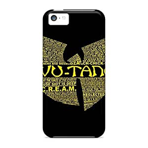 Brand New 5c Defender Case For Iphone (wu Tang Clan)