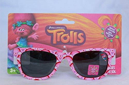 Trolls Princess Girls Sunglasses 100% UV Protection Children - Friday Sunglasses