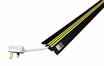 office cable covers. safety cable cover floor protector black 2m office covers o