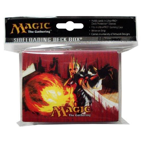 Magic the Gathering Deck Box - Gatecrash - Sunhome Guildmage (Boros) (Magic Gathering Deck Box compare prices)