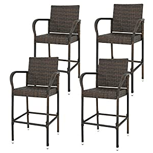 51LyY4kmnWL._SS300_ Wicker Dining Chairs & Rattan Dining Chairs