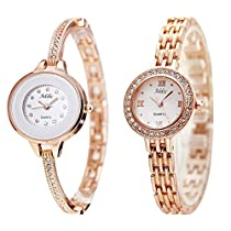 Addic Best Selling Combo of Two Adorable Women's Watches (Su