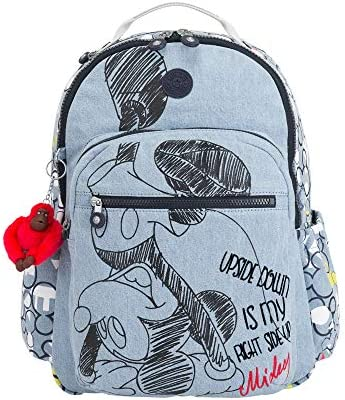 Kipling Disneys Mickey Laptop Backpack