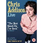Chris Addison Live | Chris Addison