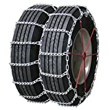 Quality Chain 4249QC Truck Dual Highway Service Cam Style Tire Chain