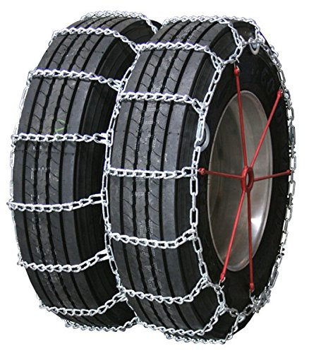 Quality Chain 4241QC Truck Dual Highway Service Cam Style Tire Chain
