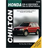 Honda--CR-V/Odyssey 1995-00