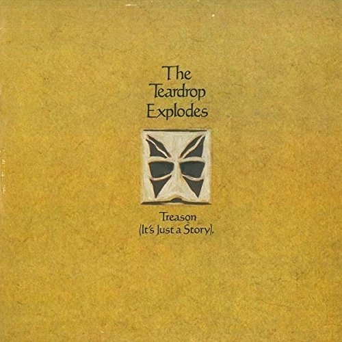 (Teardrop Explodes, The - Treason (It's Just A Story) - Mercury - TEAR 312)