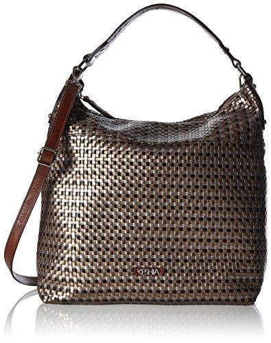 Keshia To Brown Shoulder Bag Handle