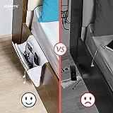 Holikme Bedside Caddy,Hanging/Bedside Storage