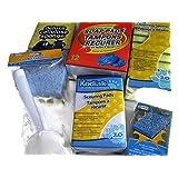 Cellulose Sponges, Dish Brush, Scrubbing Sponges, Scouring Sponges, Soap Pans, Scouring Pans