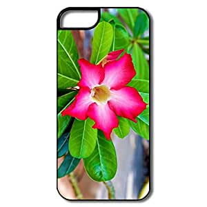 IPhone 5 5s Case Skin Impala Lily Flower - Custom Funny IPhone 5 5s Case For Birthday Gift
