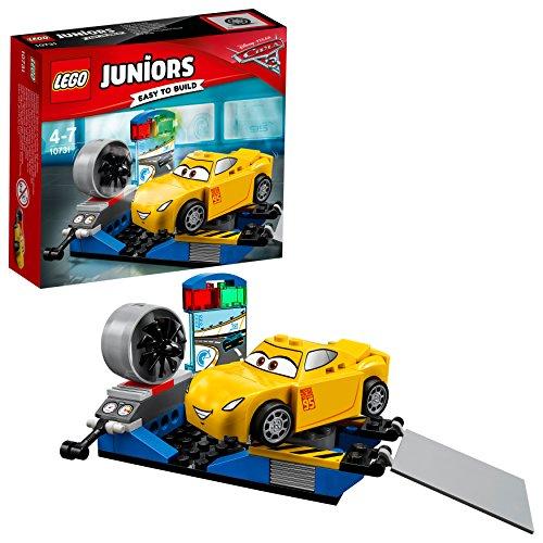 [해외] 레고 (LEGO) 쥬니어 디즈니 Cars/카 크루즈라미레스의 레이스 시뮬레이터 10731