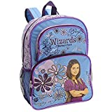 """Wizard of Waverly Place Large Backpack 16"""" Bag"""