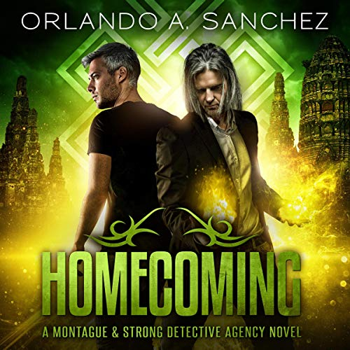Homecoming: A Montague & Strong Detective Agency