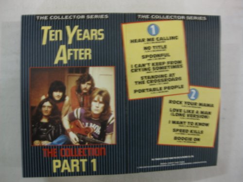 Ten Years After - Ten Years After- The Collection Part 1 Audio Cassette - Zortam Music