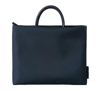 iSuperb Ordenador Portatil Bolsa Laptop Funda Bag Maletín Oficina Brief Case Agua Densidad para Laptop Cabe 11 - 15.6 Pulgadas Azul Azul Oscuro: Amazon.es: ...