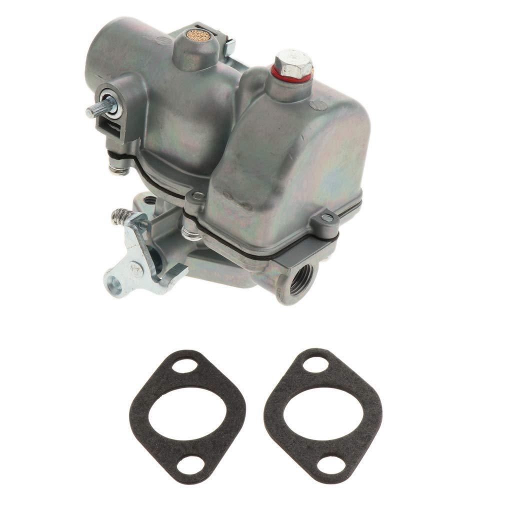 gazechimp Carburetor for 251234R91 Farmall Tractor Cub 154 184 185 C60#251234R92 Carb