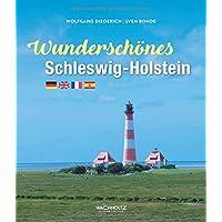 Wunderschönes Schleswig-Holstein. deutsch . englisch . französisch . spanisch