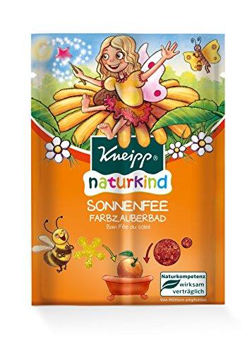 Kneipp Naturkind Sonnenfee Farbzauberbad, 40 g, 6er Pack (6 x 40 g)