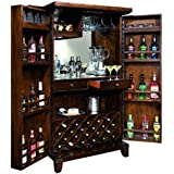 Rogue Valley Wine Bar Cabinet