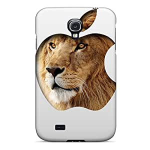 Forever Collectibles Mac Os X Lion Hard Snap-on Galaxy S4 Case