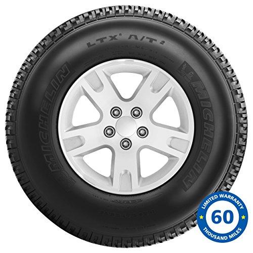 Michelin LTX A/T2 All-Season Radial Tire - P275/65R18 114T