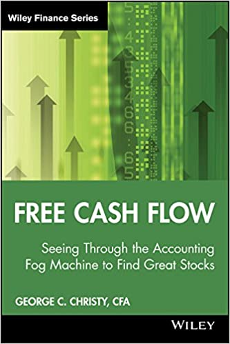 Amazon free cash flow seeing through the accounting fog amazon free cash flow seeing through the accounting fog machine to find great stocks wiley finance ebook george c christy kindle store fandeluxe Choice Image