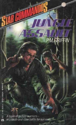 Jungle Assault (Star Commandos Book 8)