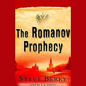 The Romanov Prophecy Hörbuch