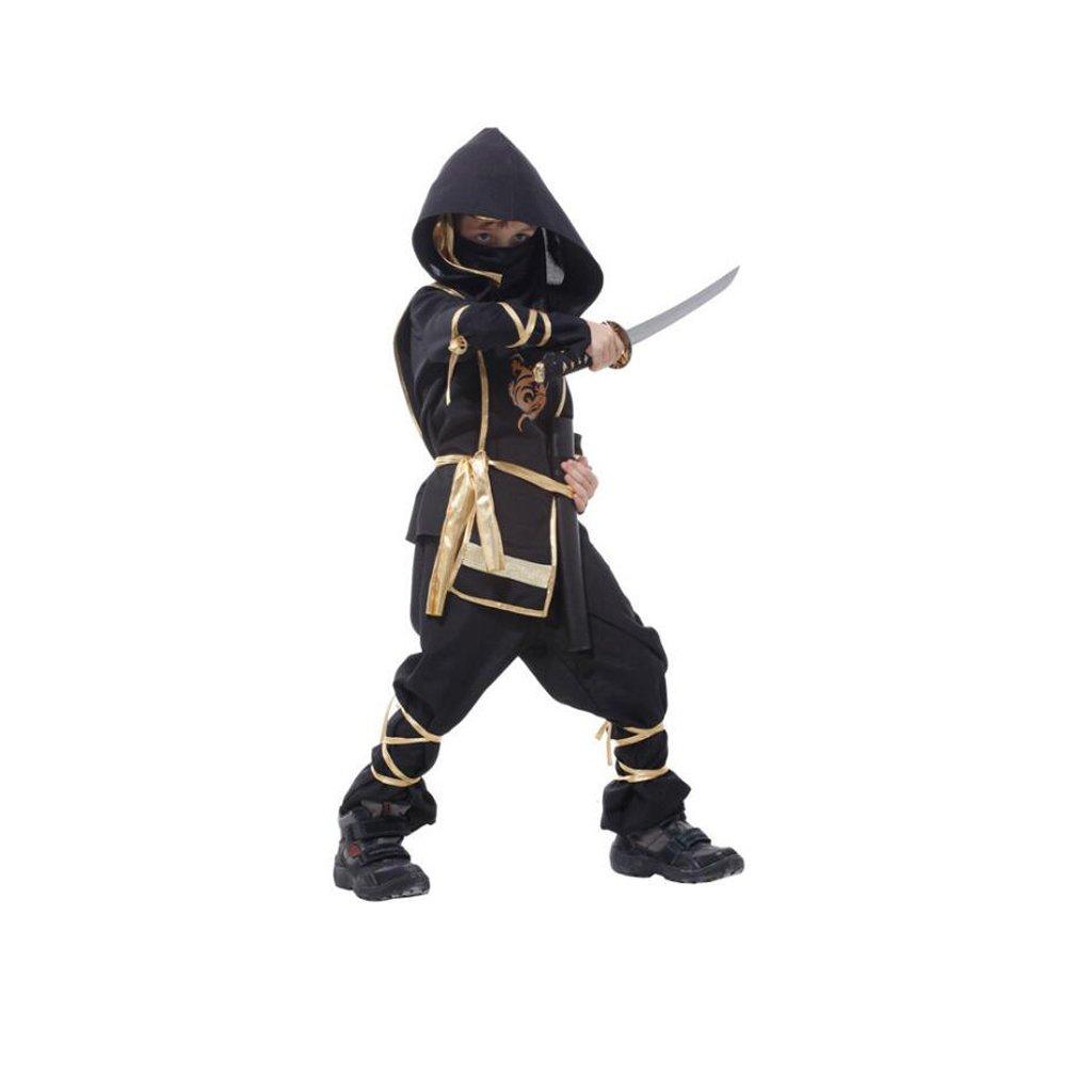Amazon.com: Harry Shops Halloween Holiday Ninja Japan Kids ...