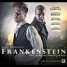 Frankenstein (Dramatized) Audiobook by Mary Shelley, Jonathan Barnes Narrated by Arthur Darvill, Nicholas Briggs, Geoffrey Beevers, Georgia Moffett, Terry Molloy, Alex Jordan, Geoffrey Breton