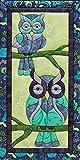 Owls Quilt Magic Kit