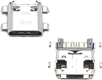 Smartex Conector de Carga Compatible con Samsung Galaxy ...